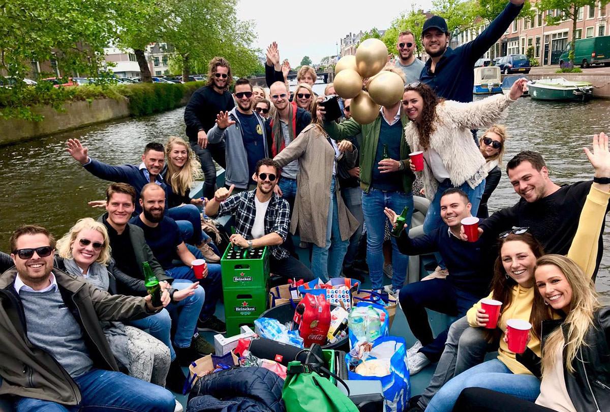 vrijgezellen-Haarlem
