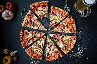 Varen en Pizza