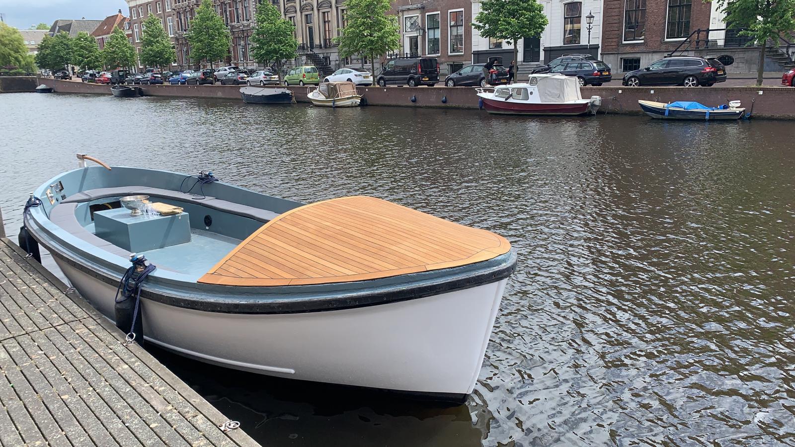 Bedrijfsuitje Haarlem