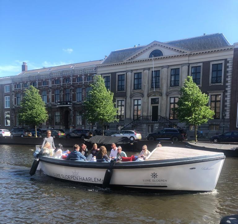Luxe Sloepen Haarlem - Bedrijfsuitjes
