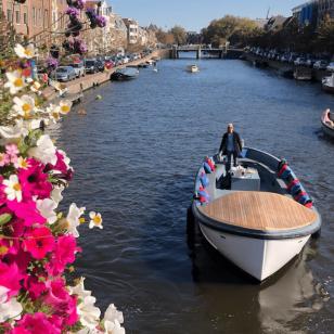 Luxe Sloepen Haarlem